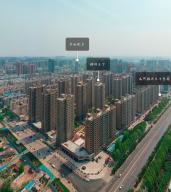 禹州锦绣东方航拍VR全景
